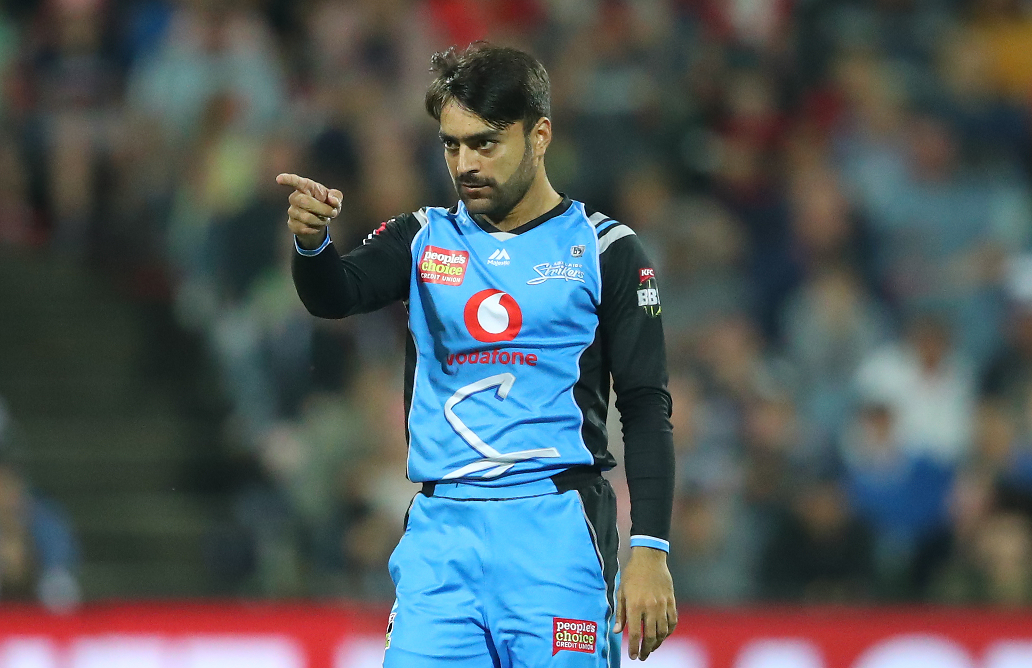 Rashid Khan  (Photo by Scott Barbour/Getty Images)