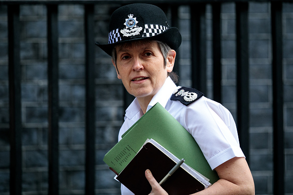 Commissioner of the Metropolitan Police Service Cressida Dick. (Photo by Jack Taylor/Getty Images)