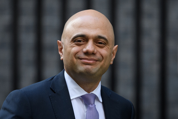 Sajid Javid  (Photo: Leon Neal/Getty Images)
