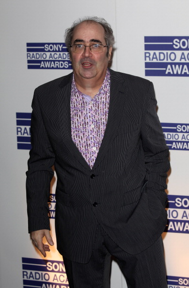 Danny Baker   (Photo by Tim Whitby/Getty Images)