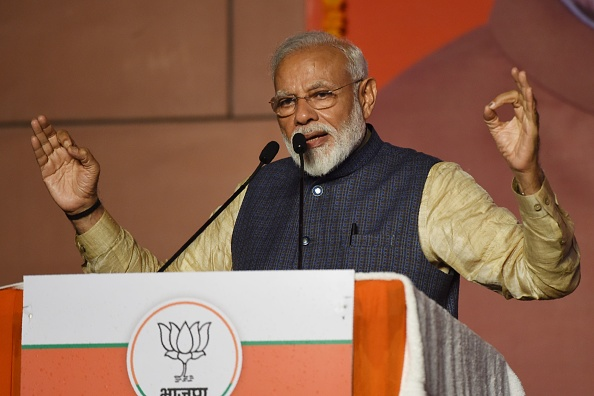 India Prime Minister Narendra Modi (Photo: PRAKASH SINGH/AFP/Getty Images)