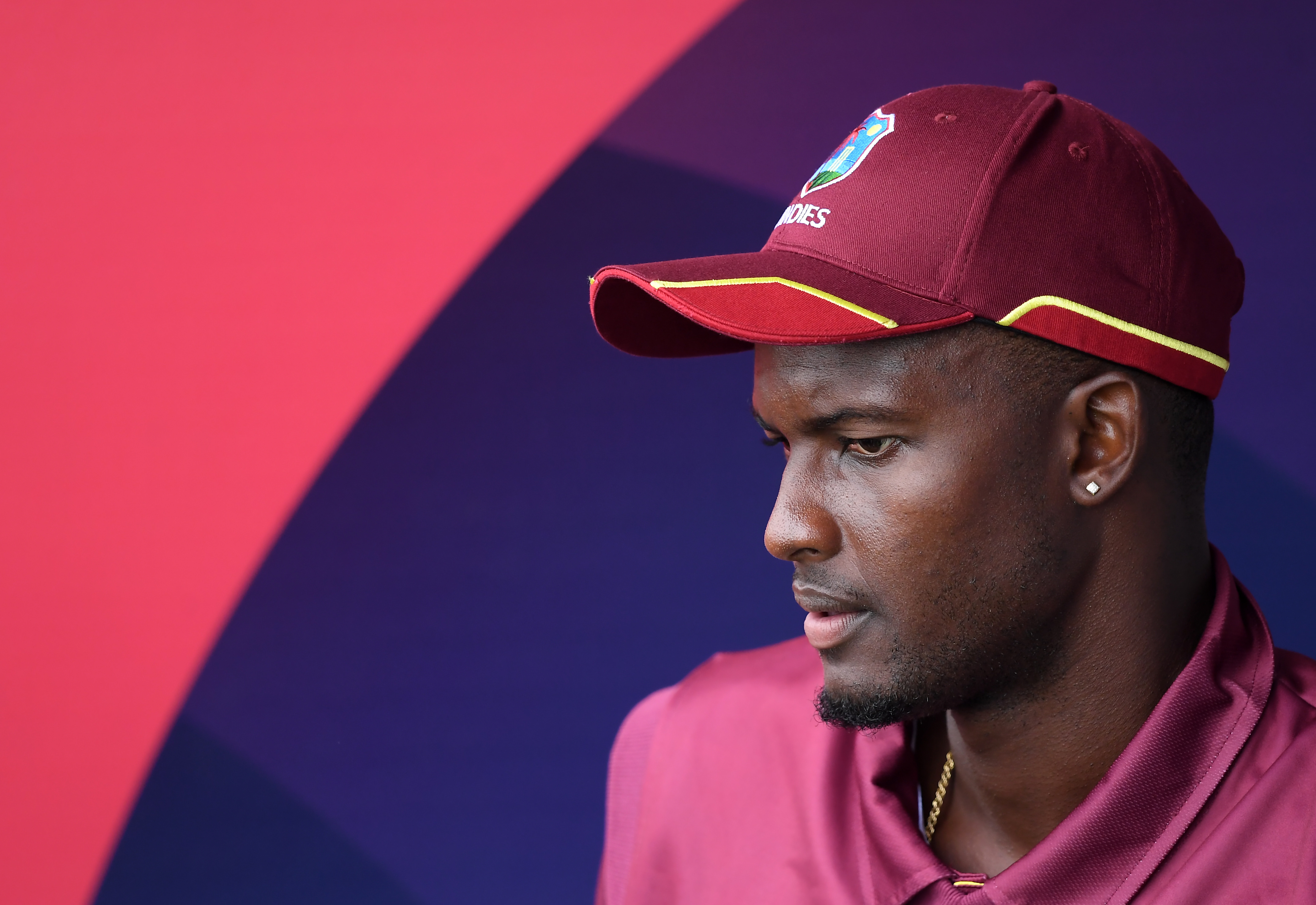 West Indies captain Jason Holder. (Photo by Alex Davidson/Getty Images)
