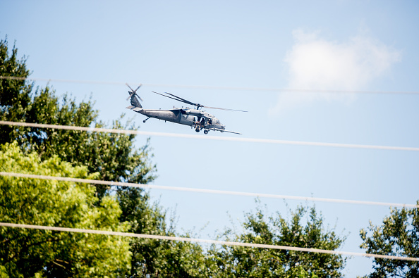 Two Indian-origin men among 4 killed in collision between helicopter and plane. (Photo: EMILY KASK/AFP/Getty Images)