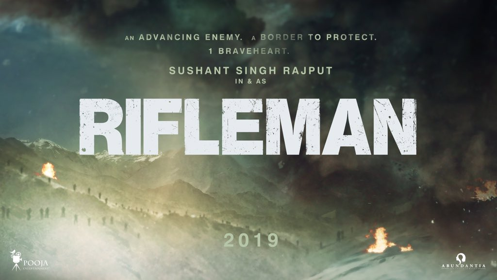 Rifleman Poster