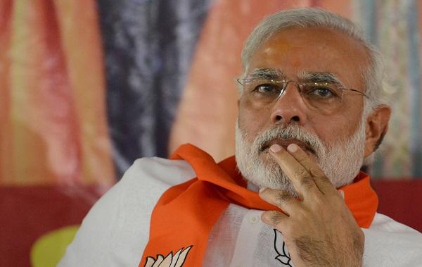 Narendra Modi  (Photo: SAM PANTHAKY/AFP/Getty Images).