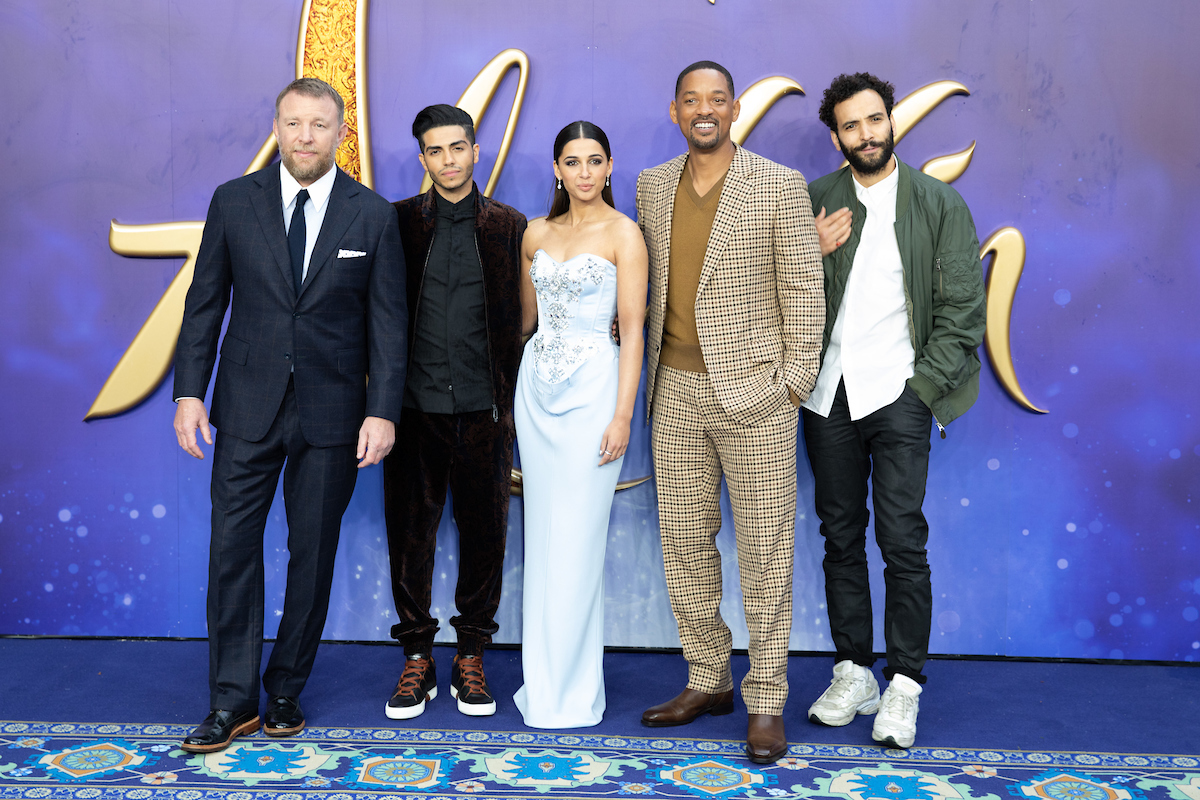 Aladdin star Naomi Scott reveals why Jasmine is a role model for girls and young women today - EasternEye