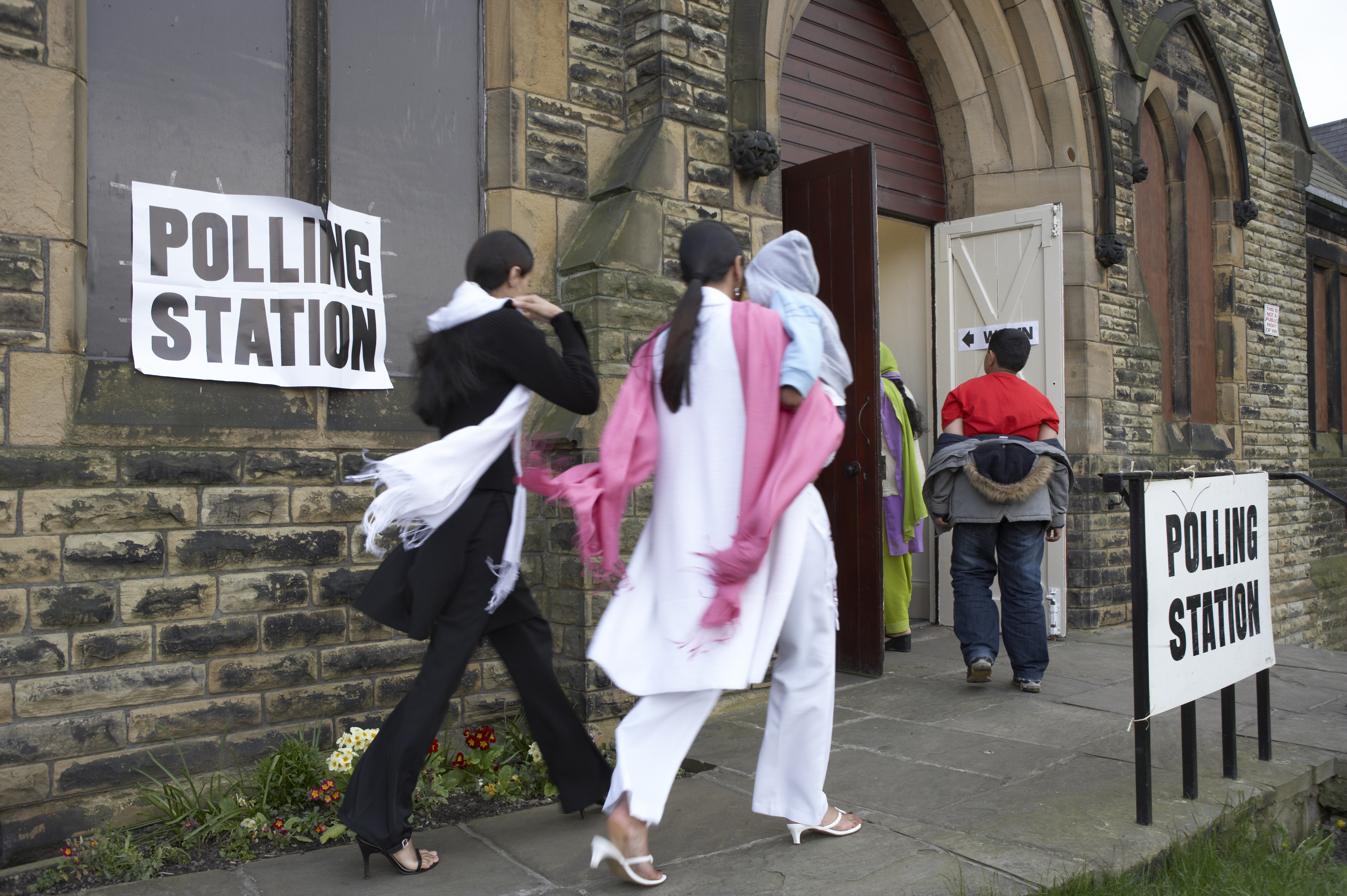 VOTING PATTERN: Improving ethnic minority representation in councils will help solve local issues