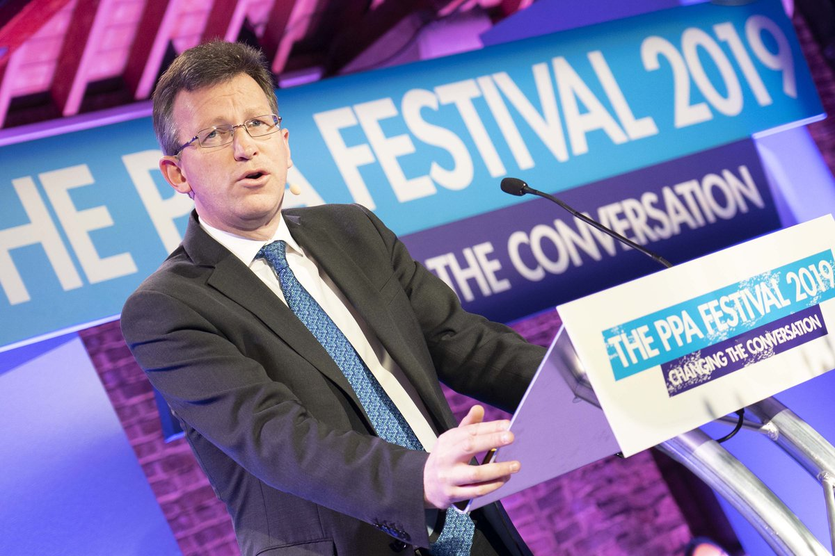 Ethnic media: Media and culture secretary of state Jeremy Wright
