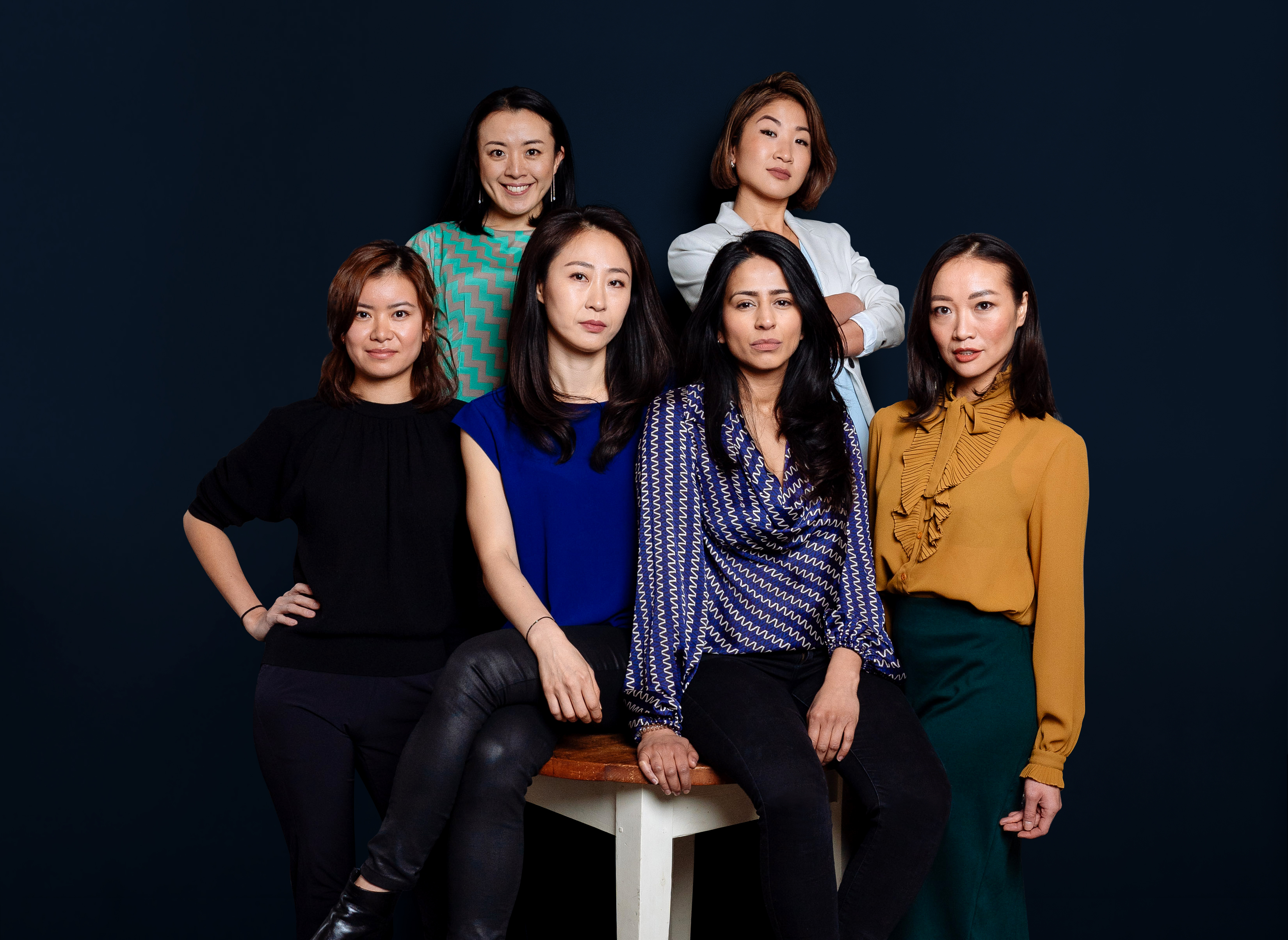 White Pearl focuses on a start-up business in Singapore which encounters a PR crisis (Pic credit: Helen Murray)