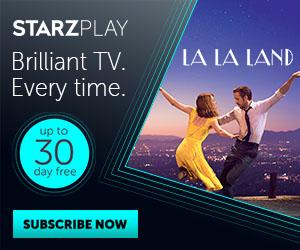 Starz Play