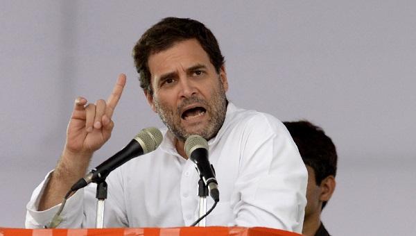 Rahul Gandhi (Photo: NOAH SEELAM/AFP/Getty Images).