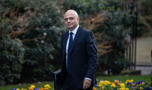 Sajid Javid (Photo: Chris J Ratcliffe/Getty Images).