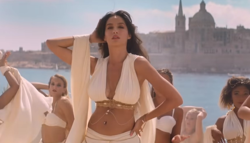 Turpeya song from Bharat: Nora Fatehi in those few seconds steals the show - EasternEye