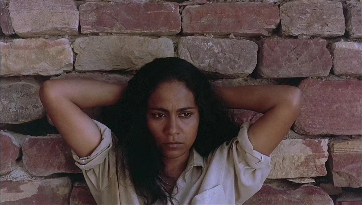 Seema Biswas in an image from Bandit Queen (1994)