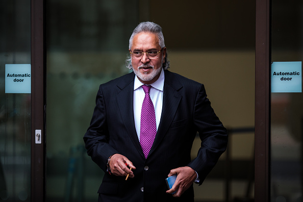 Vijay Mallya (Photo: Jack Taylor/Getty Images).