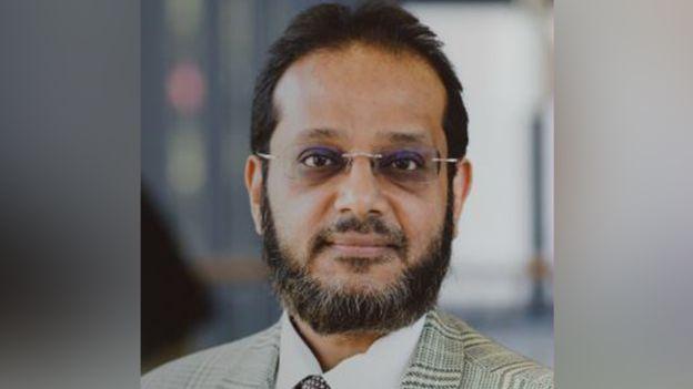 Dr Maaruf Ali
