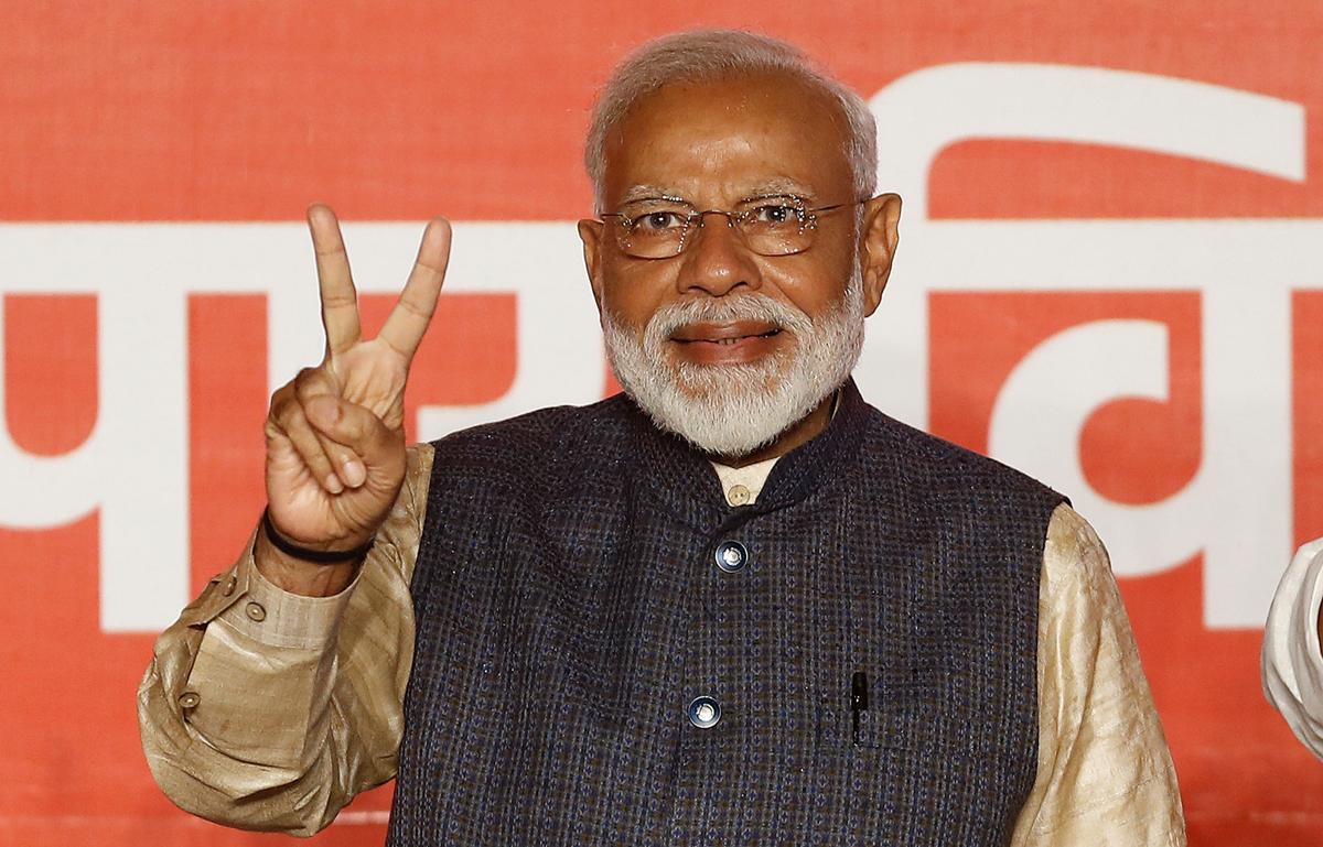 Indian prime minister Narendra Modi (Photo: REUTERS/Adnan Abidi)