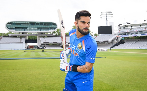 Virat Kohli's wax statue was unveiled to mark the start of World Cup 2019.