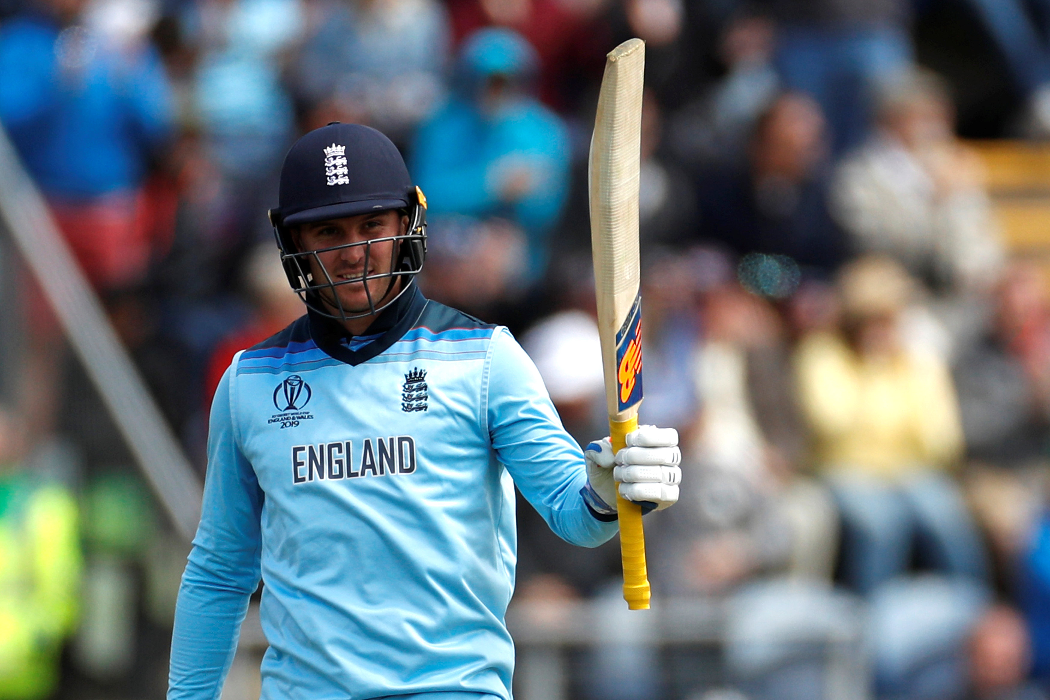 England's Jason Roy  Action Images via Reuters/John Sibley
