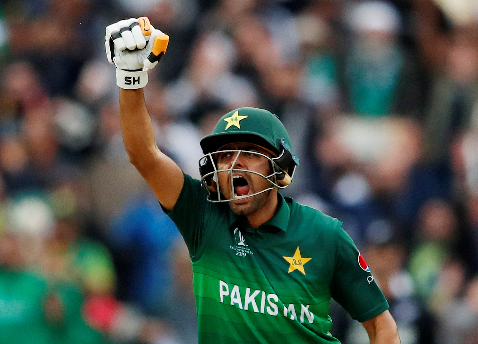 Babar Azam ruled out of T20 series due to fractured thumb