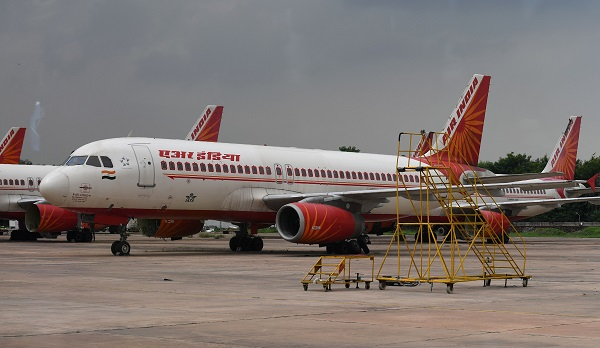 The airline is awaiting necessary approvals from the ministries of External Affairs and Health to operate the special evacuation flight, the source said (Photo: SAJJAD HUSSAIN/AFP/Getty Images).