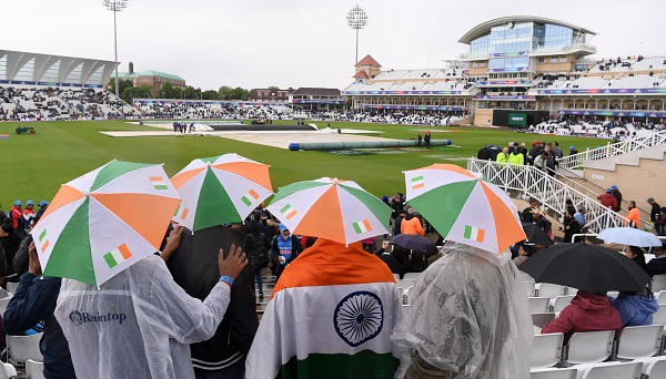 India fans have packed out stadiums during the World Cup (Photo: Laurence Griffiths/Getty Images).