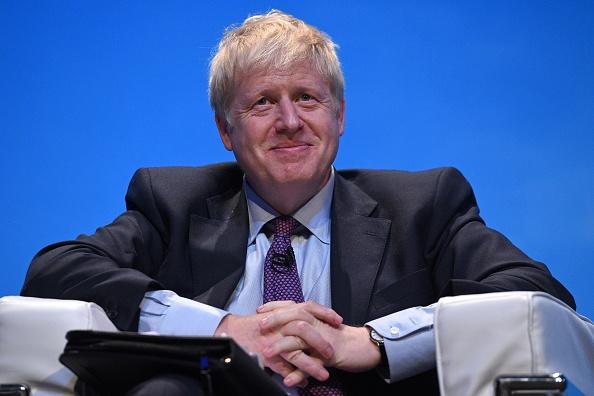 Conservative MP Boris Johnson (Photo: OLI SCARFF/AFP/Getty Images)