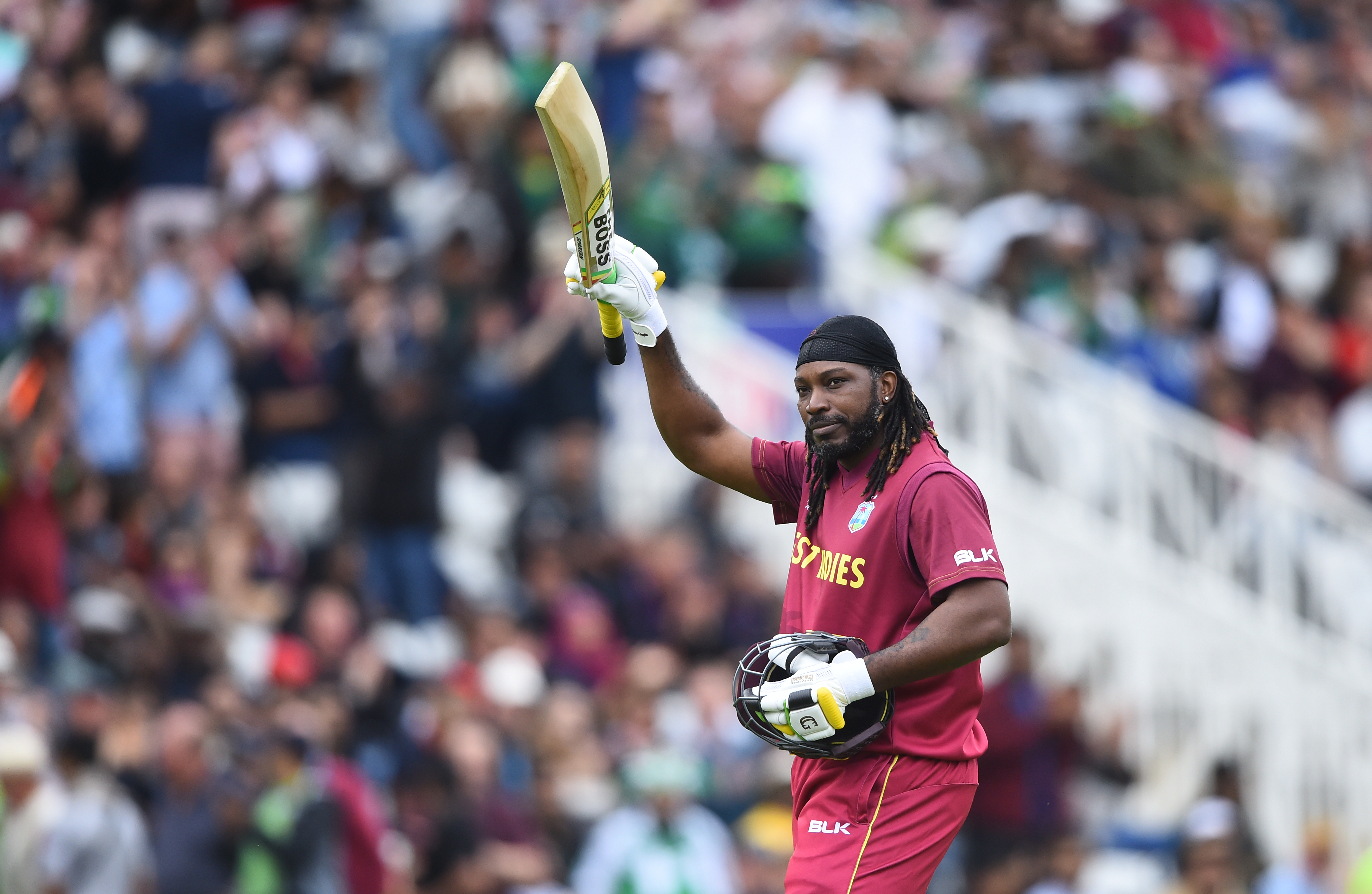 Chris Gayle is a key player for the West Indies (Photo by Nathan Stirk/Getty Images)