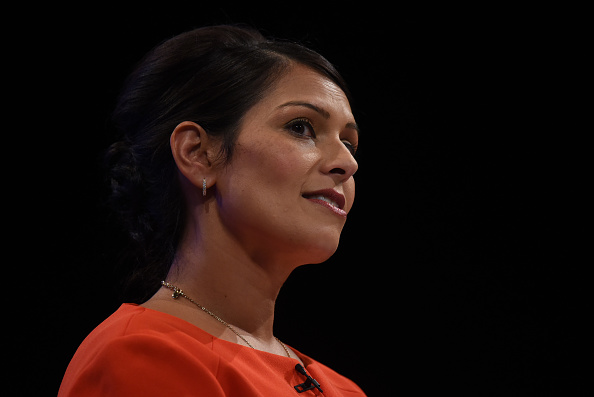 Priti Patel (Photo by Carl Court/Getty Images)