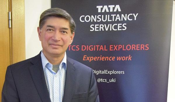 Head Of TCS Scotland, Gopalan Rajagopalan.