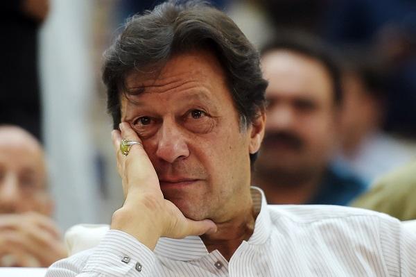 Imran Khan  (Photo: AAMIR QURESHI/AFP/Getty Images).