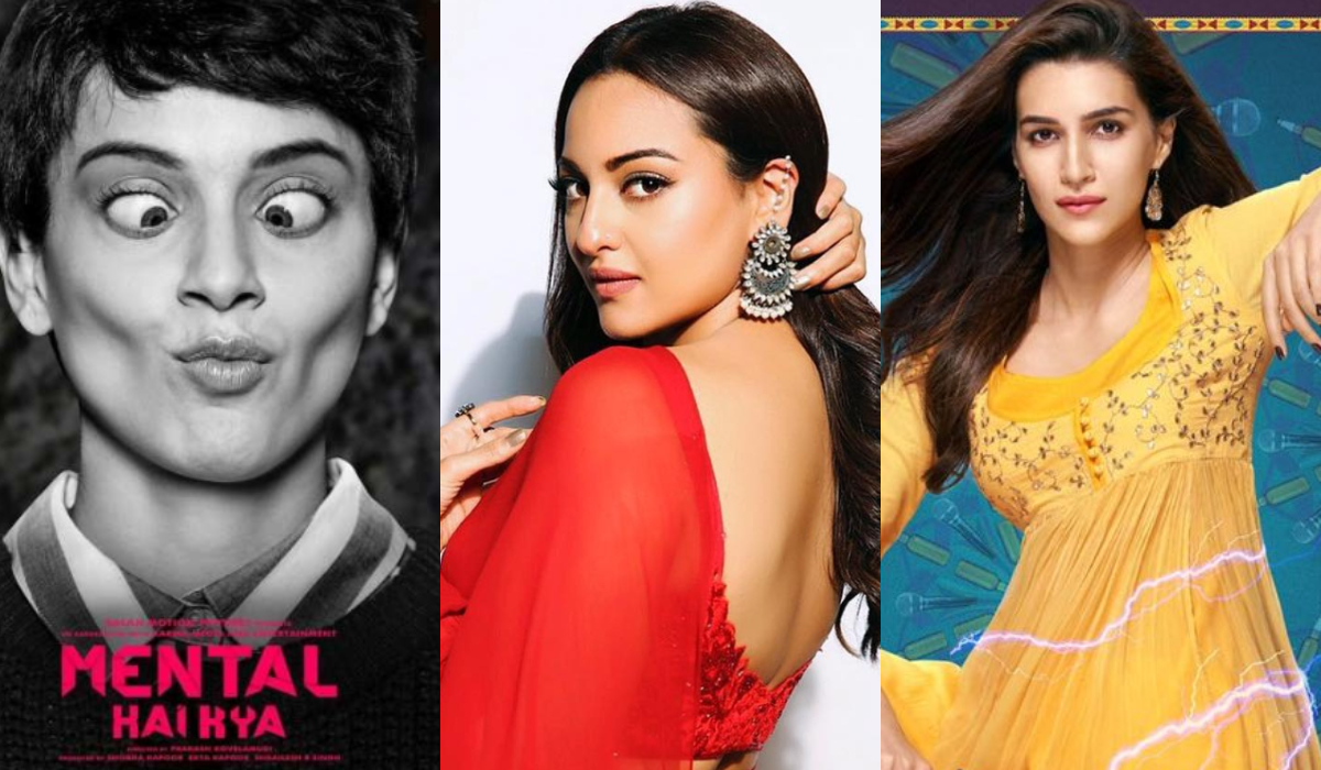 It will be Kangana Ranaut vs Sonakshi Sinha vs Kriti Sanon at the box office