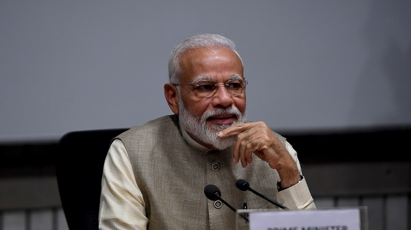 Narendra Modi (Photo: MONEY SHARMA/AFP/Getty Images).