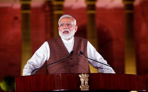 India prime minister Narendra Modi (REUTERS/Altaf Hussain/File Photo).