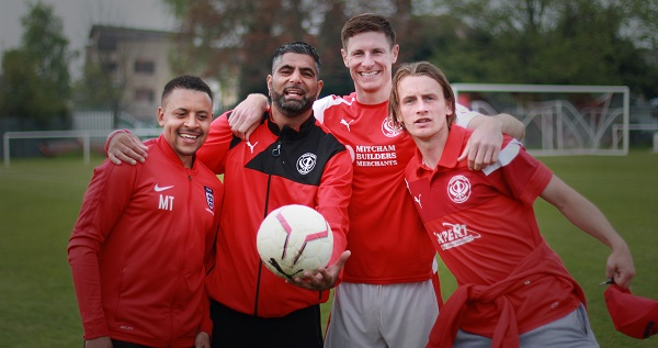 Punjab United was formed in 2003 and started up as a team playing amateur Sunday league football.
