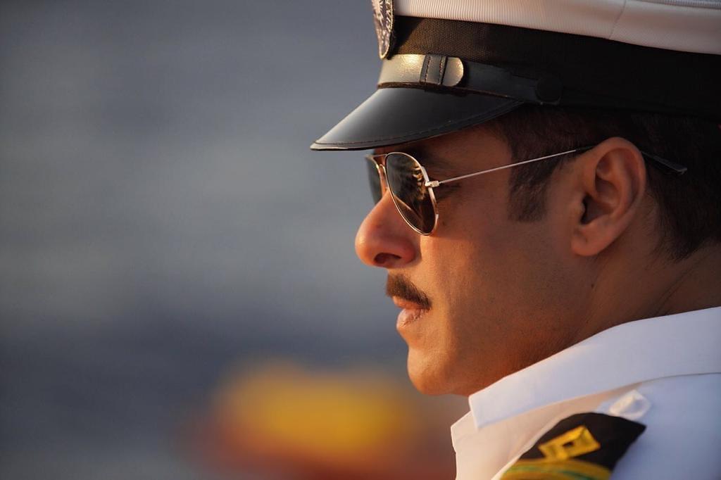 Image instagrammed by Salman Khan