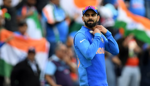 Virat Kohli (Photo: Alex Davidson/Getty Images).