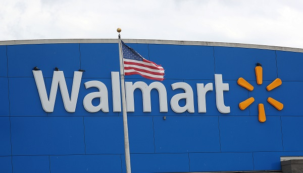 MIAMI, FLORIDA - MAY 16: A Walmart store is seen on May 16, 2019 in Miami, Florida. As Walmart's first-quarter revenue showed that profit jumped they also announced that the Trump administration's tariffs on Chinese goods will force them to raise prices on some items. (Photo by Joe Raedle/Getty Images)