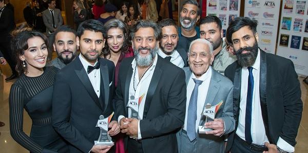 Winners of the 2019 ACTAs included Nitin Ganatra, Naughty Boy, Ash Tandon, Paul Chowdhry and Shobna Gulati.
