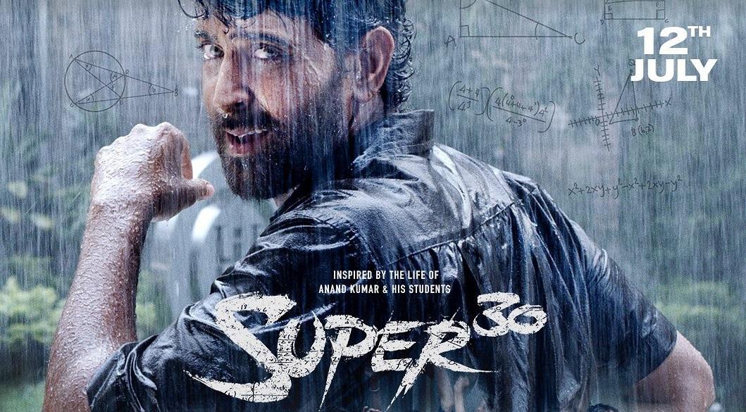 Hrithik Roshan shares the new poster of Super 30, reveals