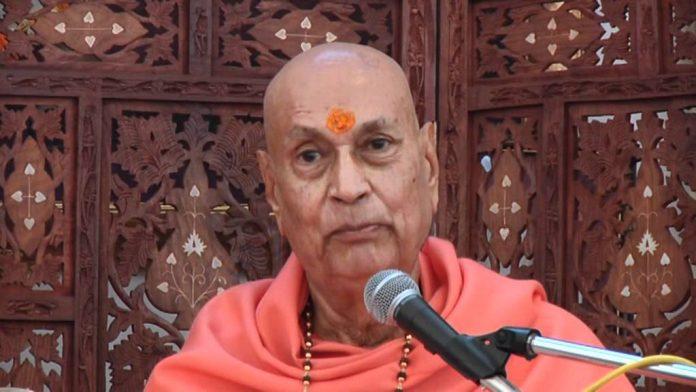 Swami Satyamitranand Giriji Maharaj