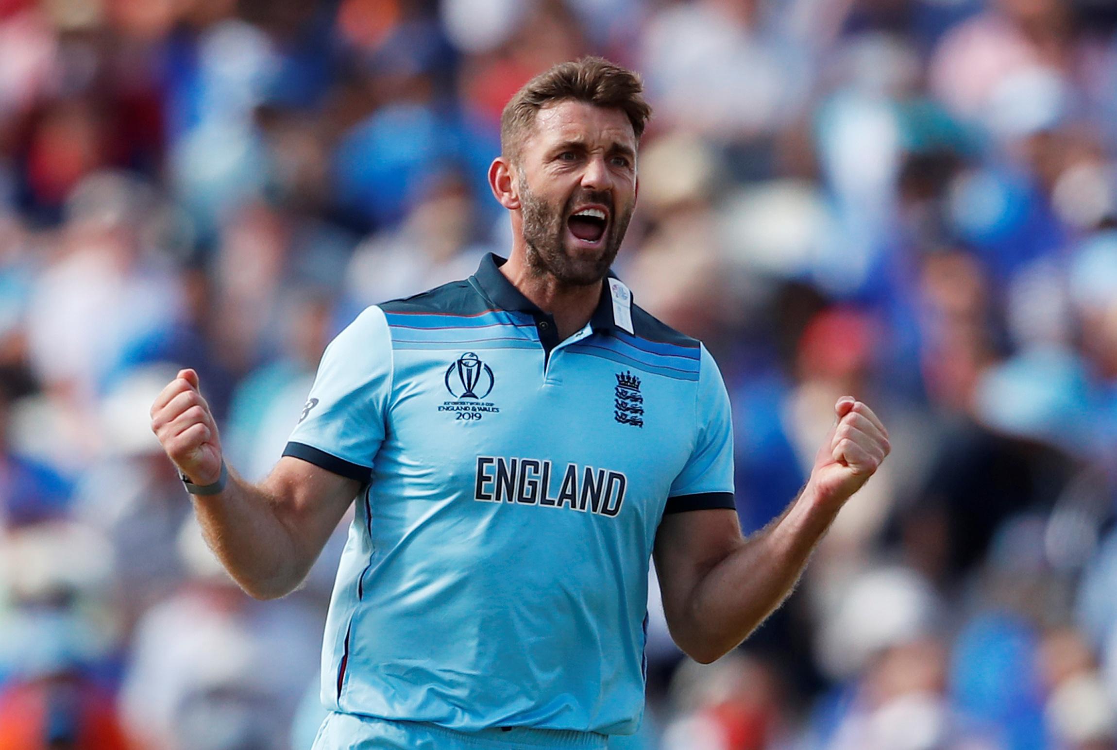 England's Liam Plunkett Images via Reuters/Andrew Boyers