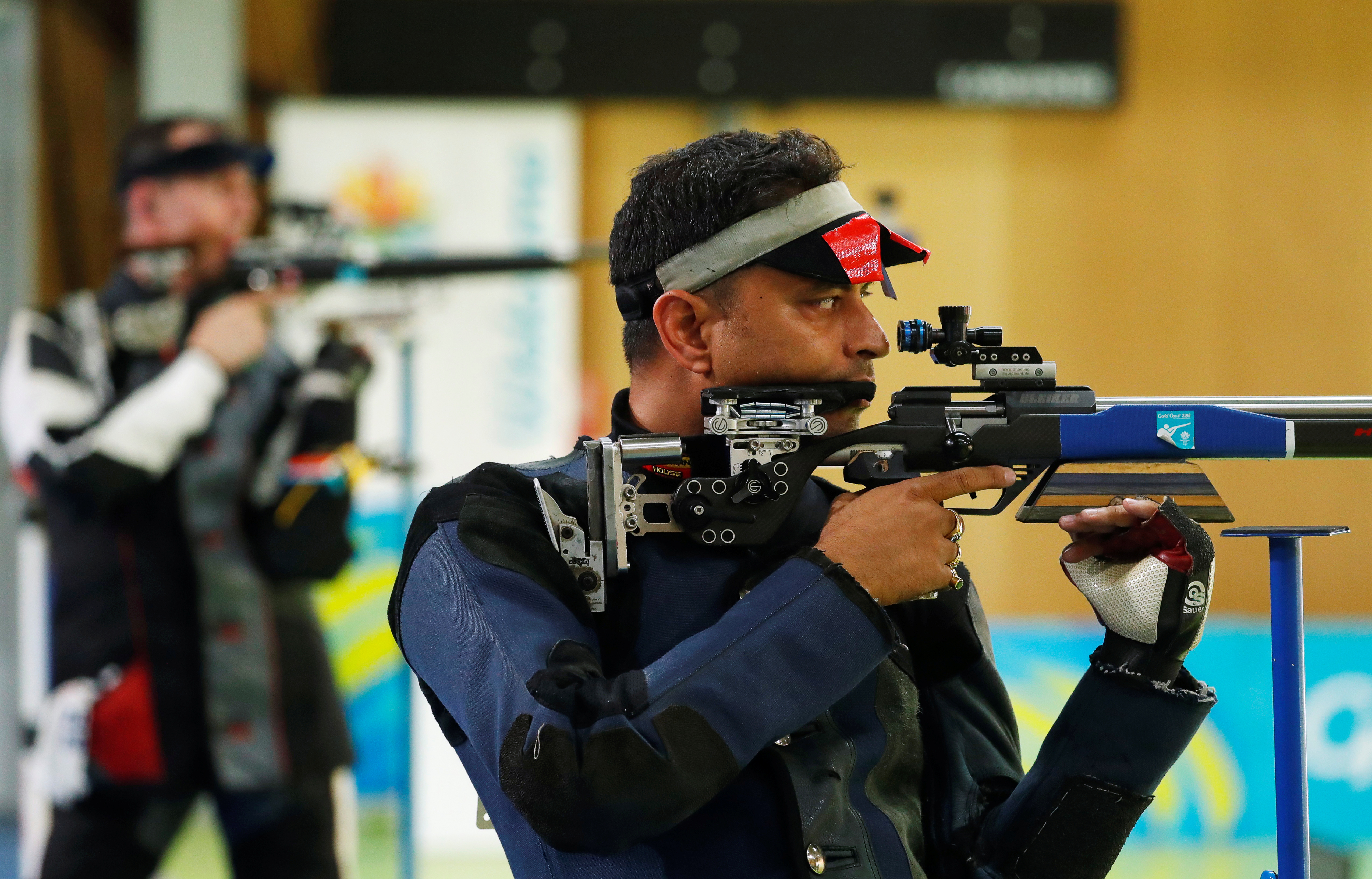 The Indian Olympic Association (IOA) has offered to host, at New Delhi or Chandigarh, separate Commonwealth championships for these two disciplines months before the actual Games begins in Birmingham (REUTERS/Eddie Safarik/File Photo).