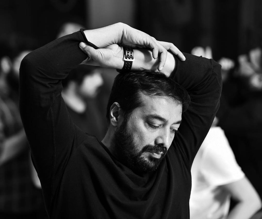 Instagram: Anurag Kashyap