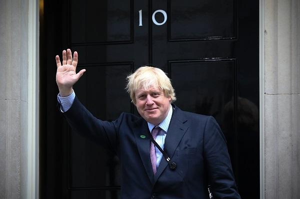Boris Johnson  (Photo: Carl Court/Getty Images).