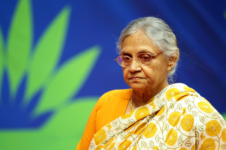 Sheila Dikshit  (Photo by Matt King/Getty Images)