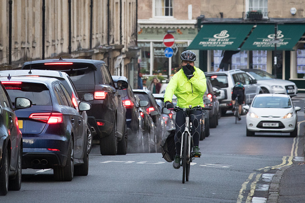 Drivers of high-polluting vehicles will have to pay to drive through Birmingham after the government approved plans for Clean Air Zone earlier this year. (Photo by Matt Cardy/Getty Images)