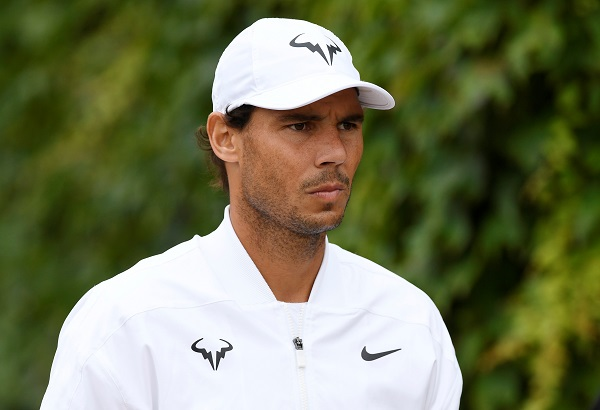After losing to Novak Djokovic in the 2011 final, Nadal has never contested a title decider on Centre Court, suffering shock losses to the likes of Lukas Rosol, Dustin Brown and Gilles Muller, not to mention Nick Kyrgios (Photo: REUTERS/Tony O'Brien).