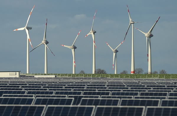 The investment estimate reflects the magnitude of financial challenges facing one of the world's most important growth markets for renewable energy, with government data indicating a growth slowdown in private and capital investments in the year ended March 2019 (Photo: Sean Gallup/Getty Images).
