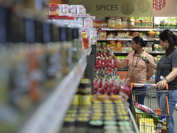 The imports were being supplied from other countries but being directed through Bangladesh and passed off as being of Bangladeshi origin after minimal processing, the finance ministry statement said (Photo: DIPTENDU DUTTA/AFP/Getty Images).